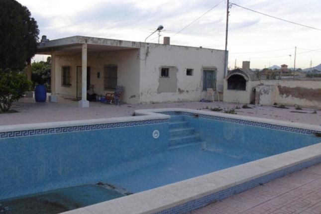 3 bed finca for sale in Albatera, Alicante, Spain
