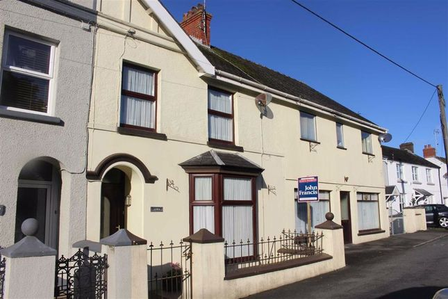 Thumbnail Detached house for sale in Station Road, Kilgetty