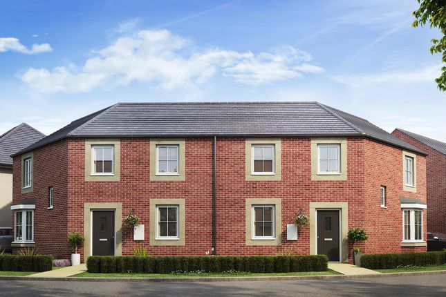 """Thumbnail Semi-detached house for sale in """"Ribchester"""" at Mitton Road, Whalley, Clitheroe"""