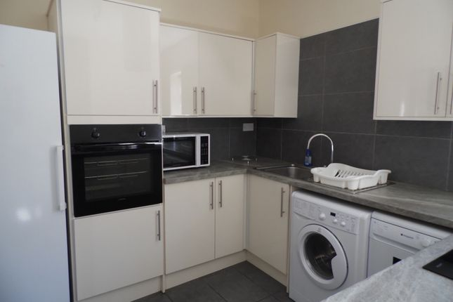 Thumbnail Flat to rent in Salisbury Road, Cathays, Cardiff