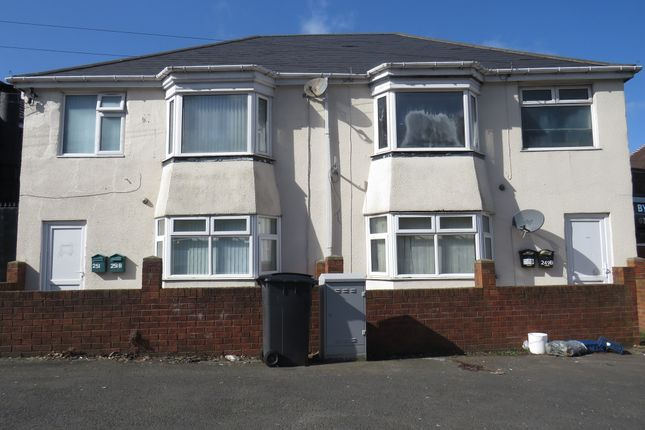Thumbnail Semi-detached house for sale in Abbey Road, Bearwood, Smethwick