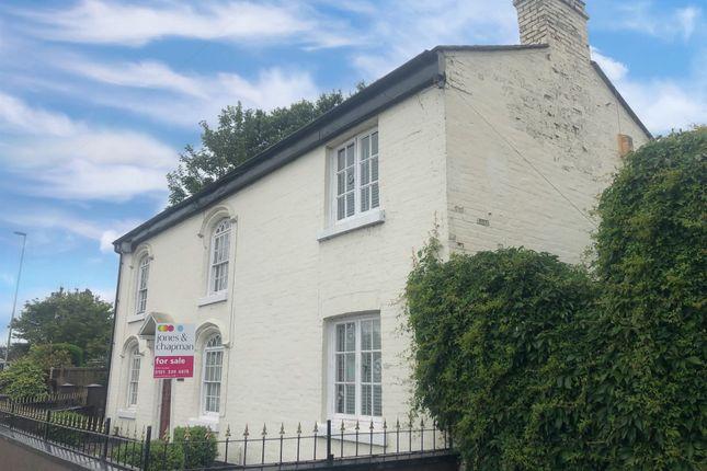 Thumbnail Detached house for sale in Chester Road, Little Sutton, Ellesmere Port