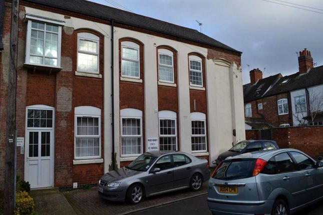 Thumbnail Flat to rent in Gopsall House, Gopsall Road, Hinckley, Leicestershire