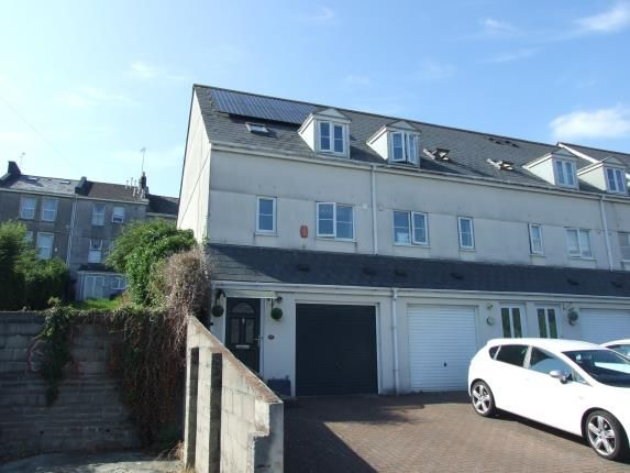 Thumbnail End terrace house for sale in Ford, Plymouth, Devon