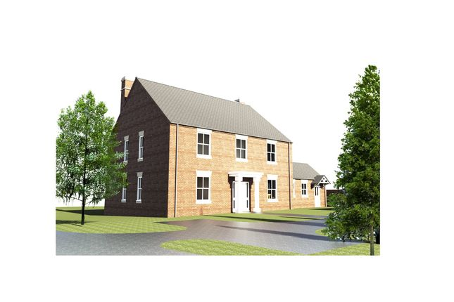 Thumbnail Detached house for sale in Off Hall Road, Great Hale