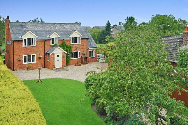 Thumbnail Property for sale in Kettle Lane, Buerton, Crewe