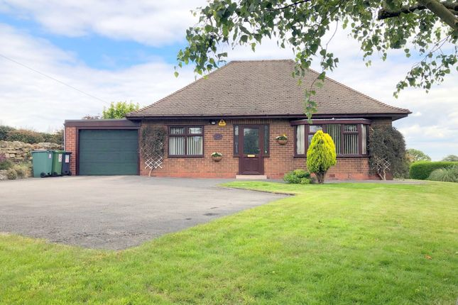 Thumbnail Detached bungalow for sale in Main Road, Pentrich, Ripley