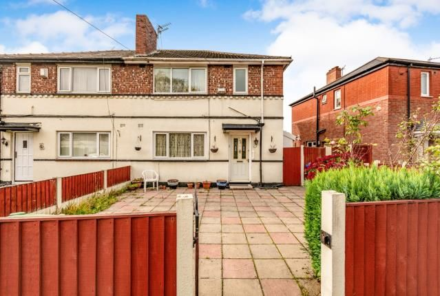 Thumbnail Semi-detached house for sale in Whitchurch Road, Withington, Manchester, Greater Manchester