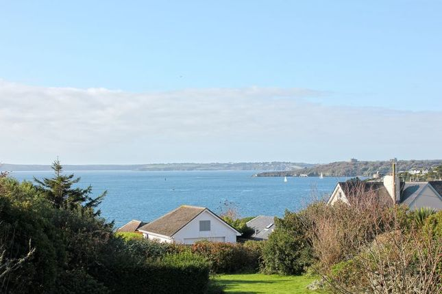 Thumbnail Detached bungalow for sale in Polvarth Road, St. Mawes, Truro
