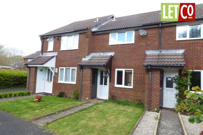 Thumbnail Terraced house to rent in Course Park Crescent, Fareham