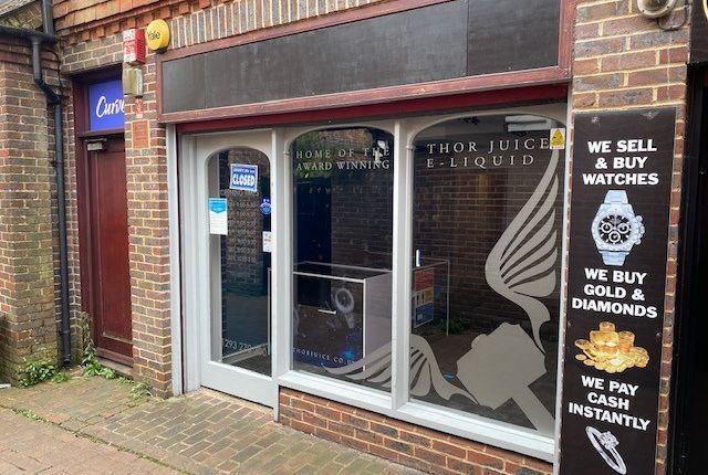 Thumbnail Retail premises to let in Church Walk, Crawley