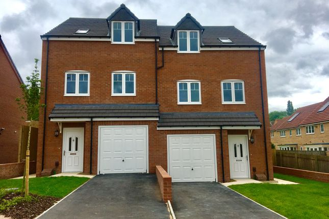 Thumbnail Semi-detached house for sale in Plot 13, The Horton, Healdfield Court, Castleford