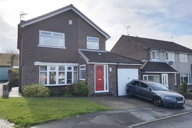 Thumbnail Detached house for sale in Coed Bach, Highlight Park, Barry