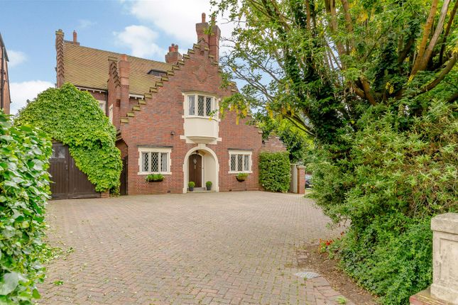 Thumbnail Detached house for sale in Station Rd, Wylde Green, Sutton Coldfield