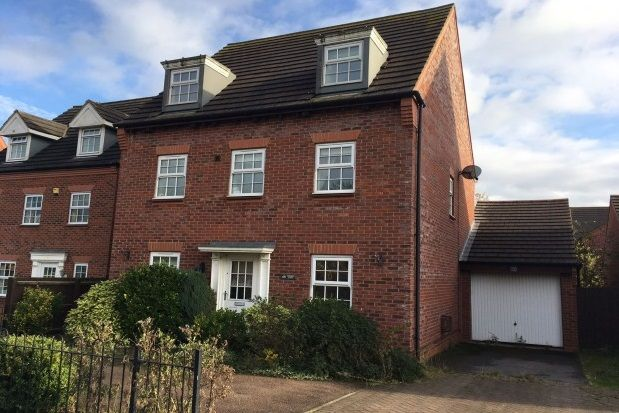 Thumbnail Property to rent in Common Lane, Fradley