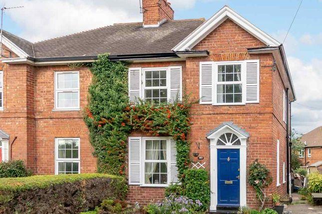 Thumbnail Semi-detached house for sale in Monkmoor Road, Shrewsbury