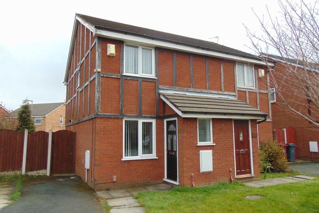 Thumbnail Semi-detached house to rent in Moorefoot Way, Melling Mount, Kirkby