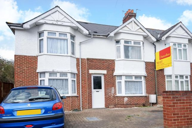 Thumbnail Semi-detached house to rent in Hmo Ready 10 Sharers, East Oxford