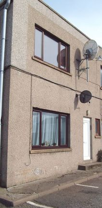 Thumbnail Flat for sale in Milton Drive, Buckie