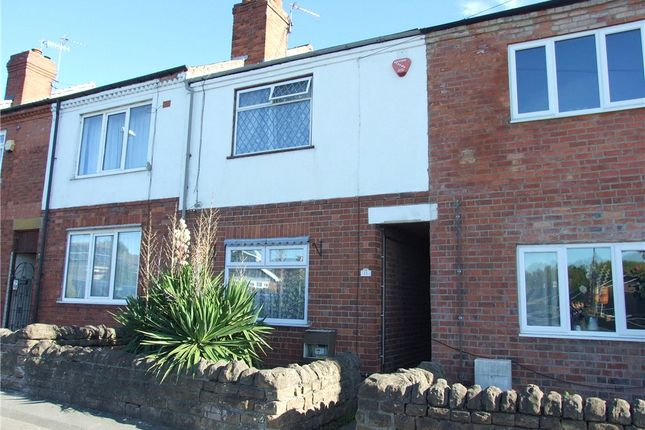 Thumbnail Terraced house for sale in Lower Dunstead Road, Langley Mill, Nottingham