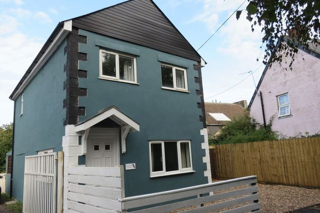 Thumbnail Detached house to rent in Vale Lane, Axminster