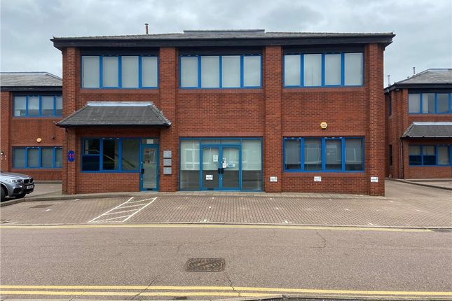 Thumbnail Office to let in Suite 1, 11 Flag Business Exchange, Vicarage Farm Road, Peterborough