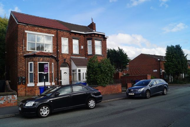 Thumbnail Studio to rent in Northmoor Road, Longsight