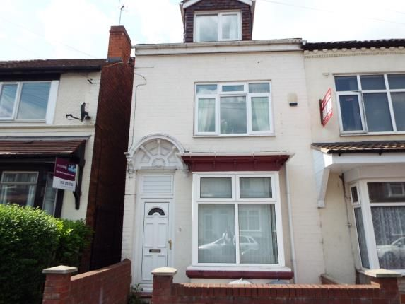Thumbnail Terraced house for sale in Rookery Road, Selly Oak, Birmingham, West Midlands