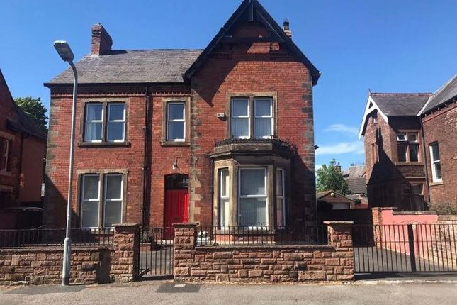 Detached house for sale in Norfolk Road, Carlisle