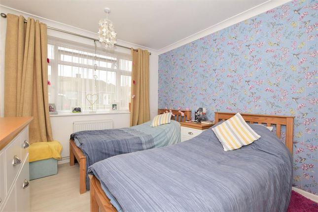 Bedroom 1 of Orchard Close, Coxheath, Maidstone, Kent ME17