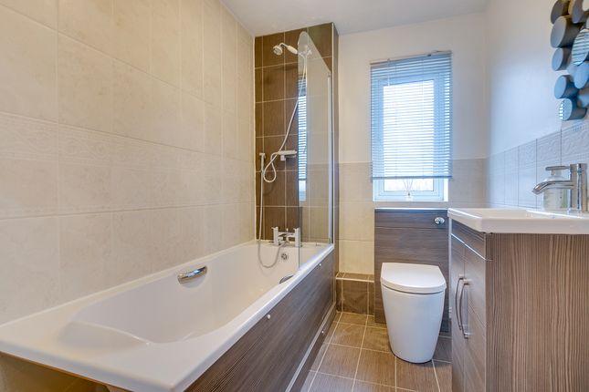 Bathroom of Royal Worcester Crescent, The Oakalls, Bromsgrove B60