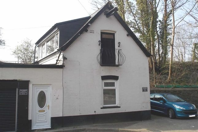 Thumbnail Detached house to rent in Mill Street, Pontypridd