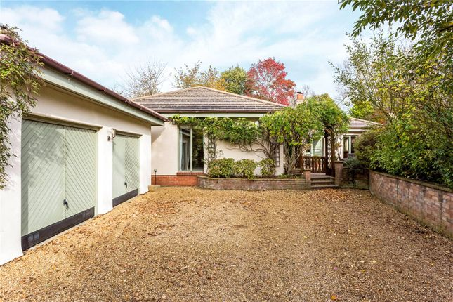 Thumbnail Detached bungalow for sale in Chapel Lane, Pillerton Priors, Warwick