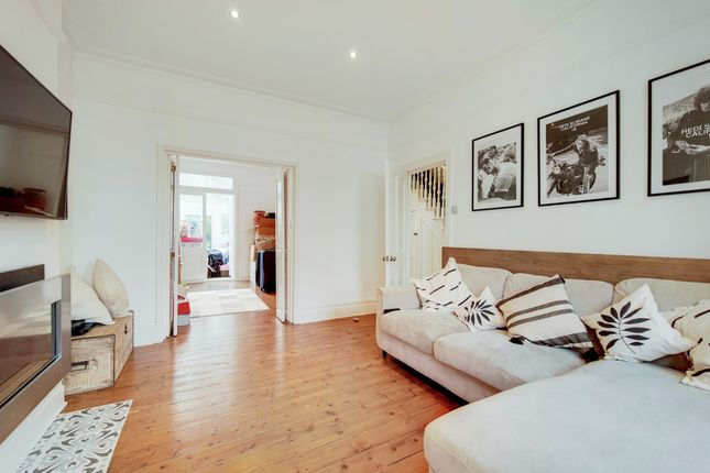 End terrace house to rent in Drayton Gardens, London