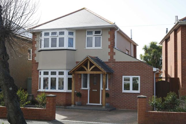 Thumbnail Detached house for sale in Southwick Road, Boscombe East, Bournemouth