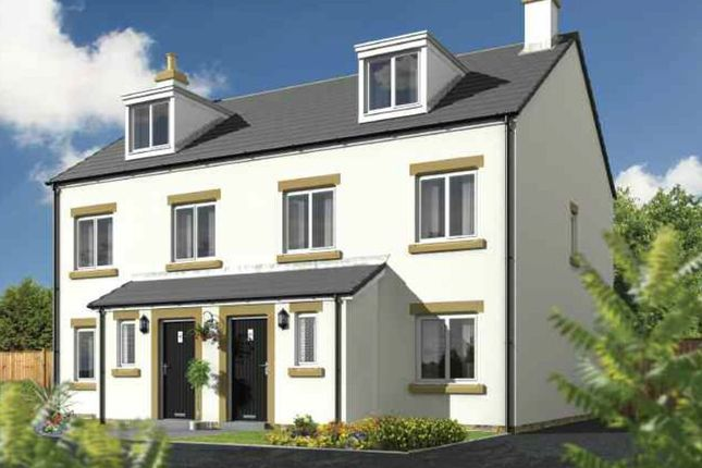 Thumbnail Semi-detached house for sale in Forge Manor, Forge Lane, Chinley