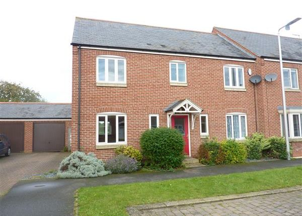 Thumbnail Semi-detached house for sale in Osprey Drive, Great Coates, Grimsby