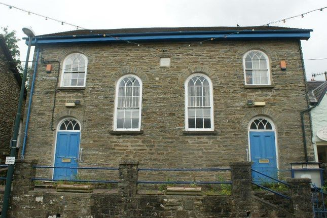 Thumbnail Town house for sale in Lincoln Street, Llandysul
