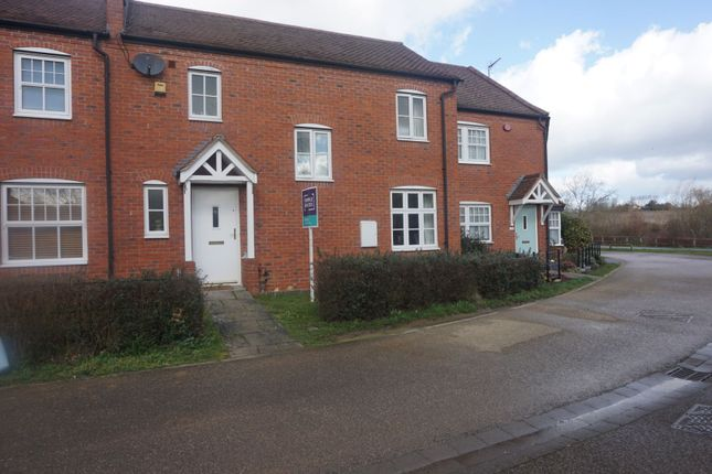 Thumbnail Terraced house to rent in Lord Grandison Way, Banbury