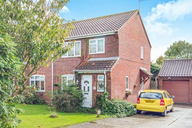 Thumbnail Semi-detached house for sale in Oak Tree Close, Martham, Great Yarmouth