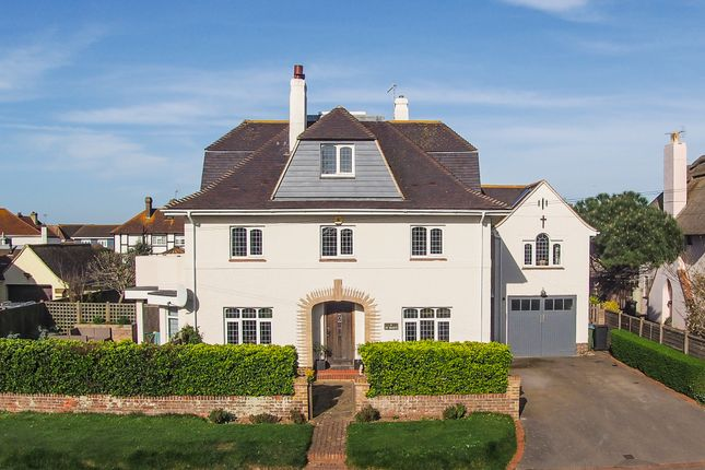 Thumbnail Detached house for sale in Third Avenue, Felpham