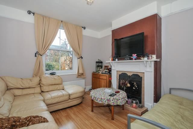 Thumbnail Terraced house for sale in Perseverance Road, Leominster