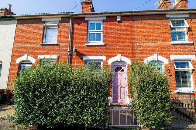 Terraced house for sale in Granville Road, New Town, Colchester