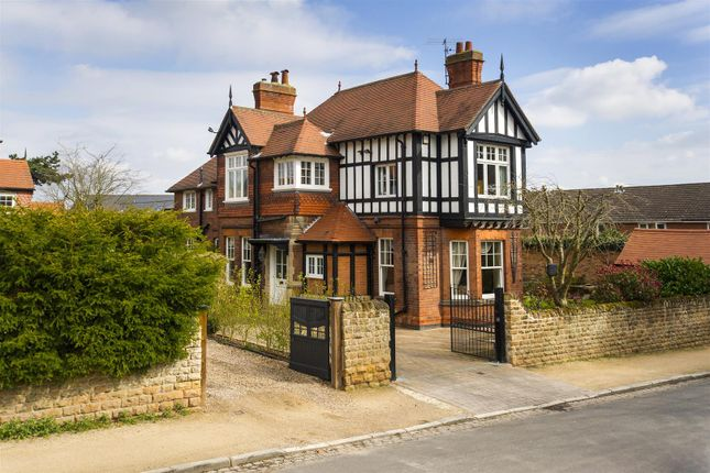 Thumbnail Detached house for sale in Manor Park, Ruddington, Nottingham