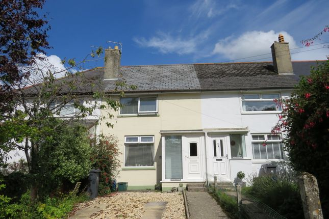 2 bed terraced house for sale in Lyme Road, Axminster