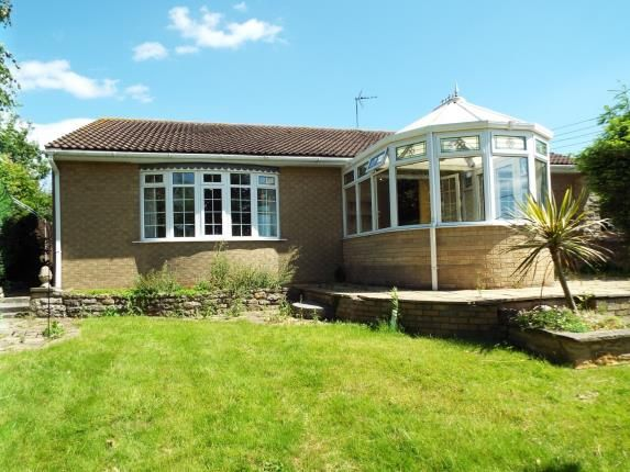 Thumbnail Bungalow for sale in Blind Lane, Waddington, Lincoln, Lincolnshire