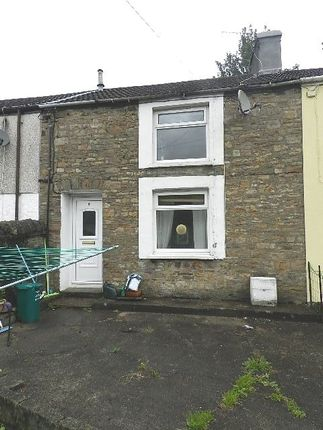 Thumbnail Terraced house to rent in Tyntyla Road, Ystrad