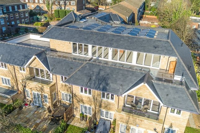 Thumbnail Flat for sale in Levana Lodge, 53 Calshot Way, Enfield, Middlesex