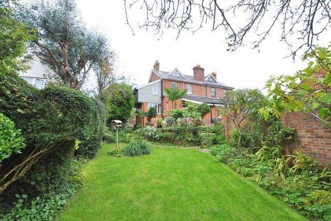 4 bed semi-detached house to rent in Wayground Road, Corfe Mullen, Wimborne BH21