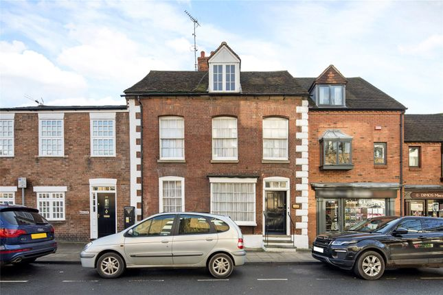 Thumbnail Terraced house for sale in Brook Street, Warwick